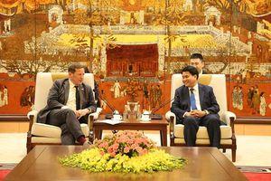 Hà Nội hợp tác với Vương quốc Anh xây dựng nền giáo dục chuẩn quốc tế