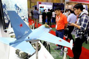 Nga mang gì đến triển lãm vũ khí ở Hà Nội?
