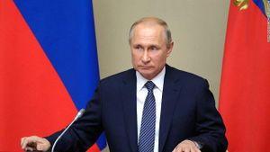 TT Putin tuyên bố chấm dứt các hoạt động quân sự quy mô lớn ở Syria