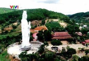 Sắp khánh thành tượng Phật cao nhất Việt Nam