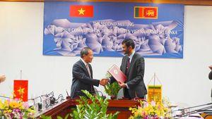 Việt Nam - Sri Lanka: Hướng tới đối tác toàn diện, cùng tham gia vào chuỗi giá trị toàn cầu