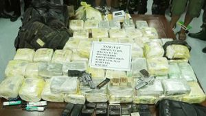 Triệt phá đường dây ma túy xuyên quốc gia, thu giữ số lượng lớn ma túy và vũ khí