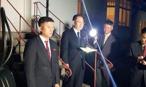 Đàm phán Mỹ-Triều đổ bể: Mỗi bên nói một kiểu!
