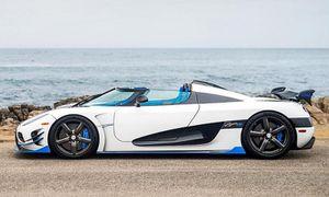 Điểm mặt những mẫu xe mui trần nhanh nhất thế giới