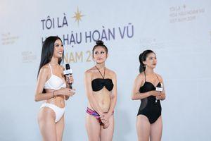 Niều thí sinh ấn tượng trong tập 1 'Tôi là Hoa hậu Hoàn vũ Việt Nam 2019'