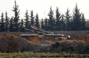 Thổ Nhĩ Kỳ rầm rộ chuẩn bị kéo quân vào Syria