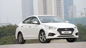 Giá lăn bánh 550 triệu đồng, chọn KIA Soluto hay Hyundai Accent?