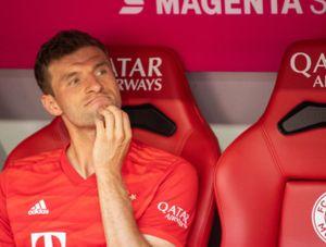 Thomas Mueller muốn rời khỏi Bayern Munich ngay mùa Đông này?