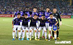 Lý do khó tin khiến Hà Nội FC mất suất đá cúp châu Á 2020