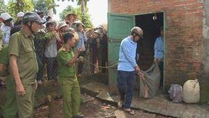 Thực nghiệm hiện trường vụ trộm 'đột nhập' nhà dân lấy cắp 24 lượng vàng
