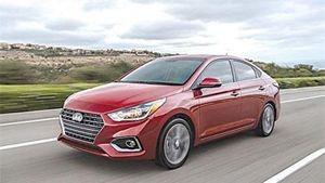 Ôtô giá rẻ Accent tiếp tục dẫn đầu danh sách xe bán chạy nhất của Hyundai Thành Công