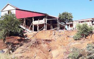 Sớm xử lý các điểm sạt lở để ổn định đời sống người dân tại tỉnh Quảng Bình