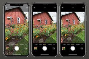 Cách chụp ảnh bằng camera góc siêu rộng trên iPhone 11 và iPhone 11 Pro