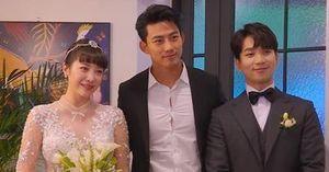 Dàn thần tượng nổi tiếng một thời dự đám cưới cựu thành viên MBLAQ