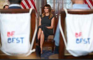 Sáng kiến Be Best của bà Trump, nỗi đau Gaza và bom đạn 'Mùa Xuân hòa bình' ở Syria
