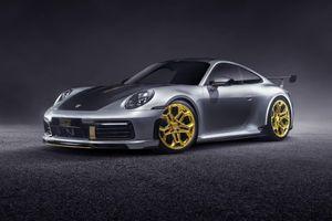 TechArt ra mắt gói độ đầu tiên dành cho Porsche 911 (992)