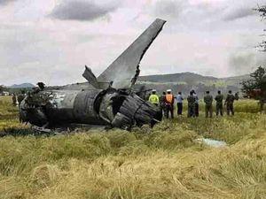 Máy bay chiến đấu Su-27 rơi ở Ethiopia, hai phi công thiệt mạng