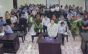 Xử vụ gian lận điểm Hà Giang: 'Nhờ nâng điểm để tạo phúc'