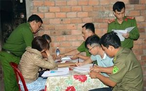 Phát hiện cơ sở sản xuất bột ngọt A - one giả tại Quảng Nam