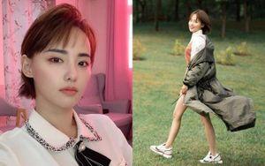 Áp dụng 3 chế độ ăn kiêng đơn giản, diễn viên Trương Gia Nghê giảm từ 54kg xuống còn 38kg, thân hình thon gọn ngỡ ngàng