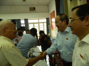 Trung ương đang làm rõ sai phạm của các cựu lãnh đạo TPHCM