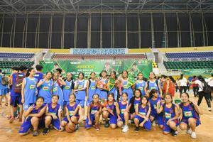 Khai mạc Giải bóng rổ Hội Khỏe Phù Đổng TP.HCM – Cúp Nestlé MILO