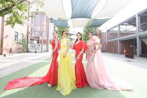 Top 30 thí sinh Hoa hậu Doanh nhân sắc đẹp 2019 khoe nhan sắc rực rỡ với đầm dạ hội