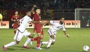 FOX Sports: Việt Nam sẽ đánh bại UAE vì đối thủ mất chân sút chủ lực