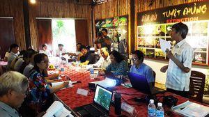 Rà soát, đánh giá rừng ngập mặn bán đảo Hòn Hèo