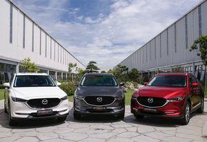 Thaco giảm giá 'tất tay', giá New Mazda CX-5 giảm 50 triệu đồng