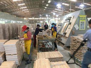 Đồ gỗ Bình Định được quảng bá tại Mỹ