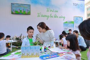'Cậu bé biết tuốt' Minh Khang bị cuốn hút vào hoạt động bảo vệ môi trường