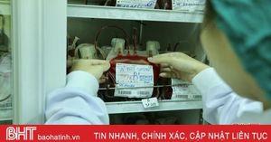 Bệnh viện đa khoa Hà Tĩnh nỗ lực phát triển nguồn máu với sự chung tay của toàn xã hội