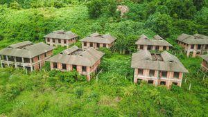Những dự án hoang tàn ở Sơn Trà dính đến sai phạm của lãnh đạo Đà Nẵng