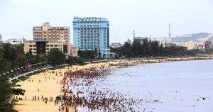 Chính thức quy hoạch 3 khách sạn lớn bên bờ biển Quy Nhơn thành công viên