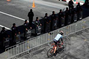Thái Lan tăng cường an ninh trước thềm Hội nghị cấp cao ASEAN 35
