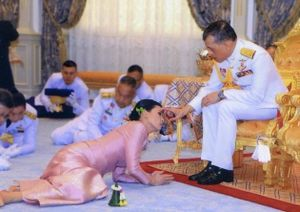 Hé lộ hoàng loạt bi kịch và sóng gió nơi hậu cung hoàng gia Thái Lan