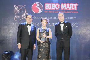 Bibo Mart nhận giải Doanh nghiệp xuất sắc khu vực Châu Á TBD