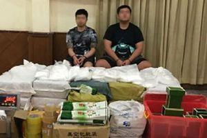 Bài học cho châu Á sau phát hiện băng đảng ma túy lớn nhất lịch sử