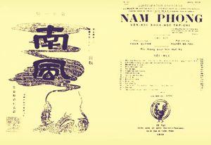 Nam Phong, tờ báo không chỉ khơi dậy hứng thú quốc văn