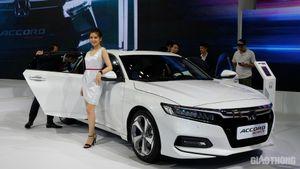 Honda Accord là tâm điểm tại Triển lãm ô tô Việt Nam 2019