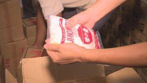 Bắt giữ hàng chục tấn hạt nêm nhãn hiệu Knorr giả