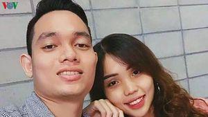 8 năm tù cho cựu Thiếu úy Công an tạt a xít vào mặt vợ sắp cưới