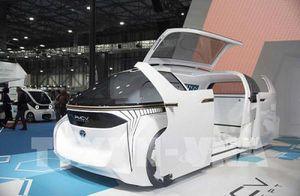 Doanh nghiệp điện tử Nhật Bản 'lấn sân' sang mảng ô tô điện và tự lái