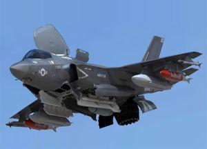 Ở chế độ 'quái thú', F-35 mang trọng tải 'ăn đứt' Su-35, Su-57 Nga