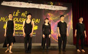 Đạo diễn nổi tiếng Danny Tan đưa Lễ hội múa đương đại quốc tế tới Việt Nam