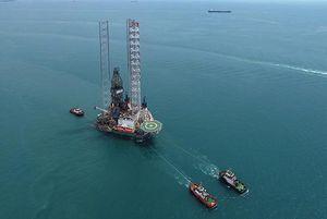 PV Drilling thuê thêm 1 giàn khoan tự nâng phục vụ thị trường trong nước