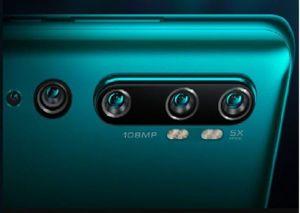 Không phải ba hay bốn, Xiaomi Mi CC9 Pro sẽ có tận năm camera ở mặt sau