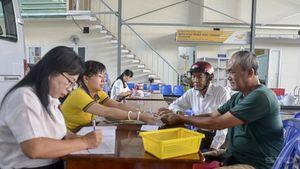 Phát triển thủ tục hành chính qua dịch vụ bưu chính công ích của ngành BHXH
