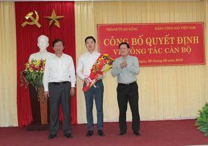 Nhân sự mới ở Đà Nẵng, Đắk Nông